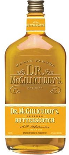 Dr. Mcgillicuddy's Liqueur Intense Butterscotch 750ml